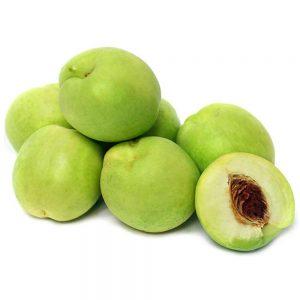 شلیل سبز